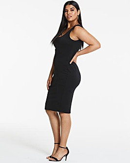 Black Simply Be Edited By Amber Dress