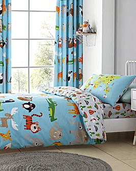 Animal Adventures Duvet Set