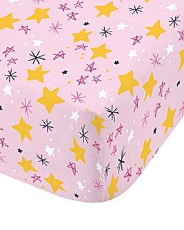 Super Bunny Fitted Sheet