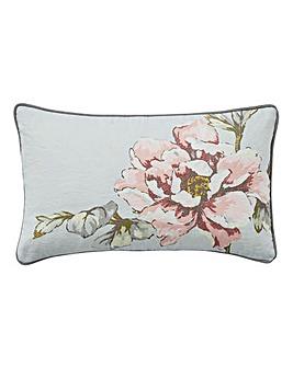 V&A Peony Blossom Cushion