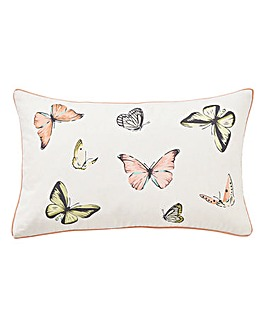 V&A Poppy Garden Cushion