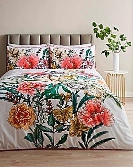Sabana Paradise Floral Duvet Cover Set