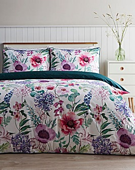 Florence 180 Thread Count Cotton Duvet Cover Set