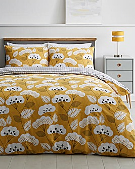 Sabana Retro Bloom Duvet Cover Set