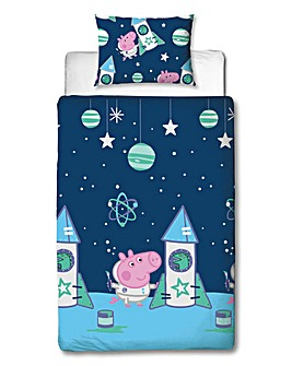 Peppa Pig Boom Single Duvet Set