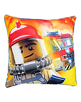 Lego City On The Run Cushion