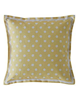 Cath Kidston Button Spot Cushion