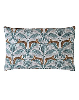 Fat Face Lounging Leopards Pillowcases