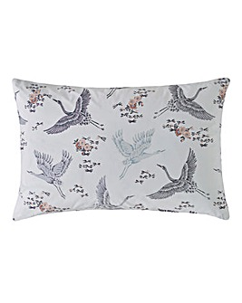 Fat Face Floral Flight Pillowcases