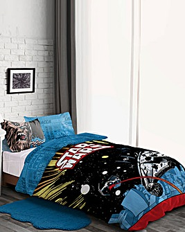 Star Wars Comic Pop Duvet Set