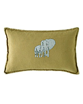 Sophie Allport ZSL Elephant Cushion