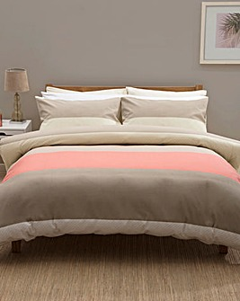 Whistler Brushed Cotton Duvet Set