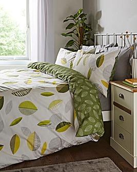 Vantona Decorative Petals 180 Thread Count Duvet Set
