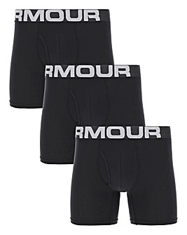 Under Armour Cotton 3 Pack Boxers