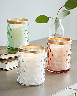Relax Set of 3 Candles
