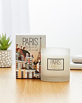 Paris Destinations Collection Blackcurrant & Fig Candle