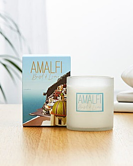 Amalfi Destinations Collection Citrus Fresh Candle