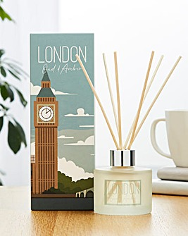 London Destination Collection Black Pepper & Cardamom Diffuser