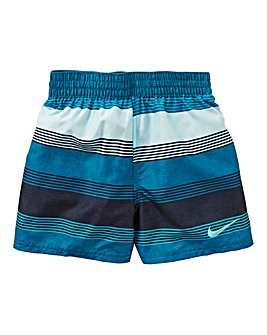 Nike Boys 4 Volley Swim Shorts