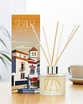 Seville Destinations Collection Zesty Orange Diffuse