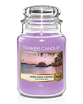 Yankee Candle Bora Bora Shores Large Jar