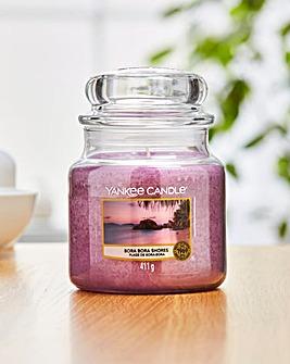 Yankee Candle BoraBora Shores Medium Jar