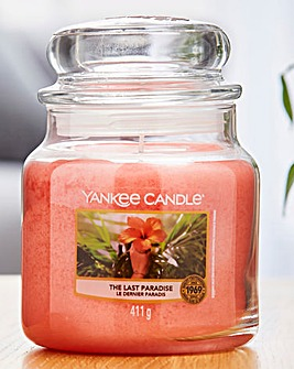 Yankee Jar Last Paradise Medium Jar