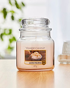 Yankee Candle Coconut Rice Cream Medium