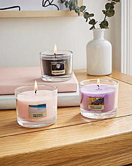 Yankee Candle 3 Mini Candle Gift Set