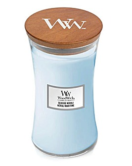 Woodwick Seaside Neroli Large Jar