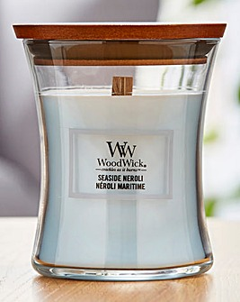 Woodwick Seaside Neroli Medium Jar