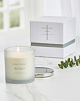 Honest Home Small Sea Salt Candle