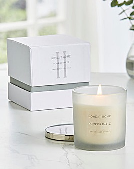 Honest Home Number Two Small Candle