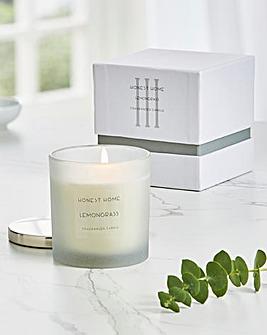 Honest Home Small Lemongrass Candle