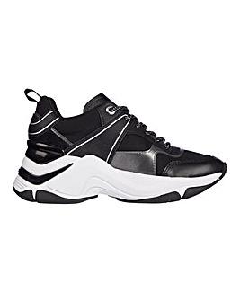 Tommy Hilfiger Wedge Sneaker Standard D Fit