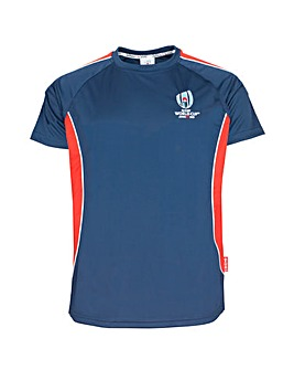 Rugby World Cup Panelled T-Shirt