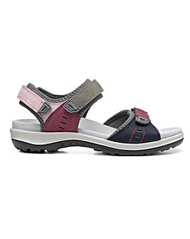 Hotter Walk II Sandals EEE Fit