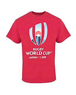 Rugby World Cup Logo T-Shirt