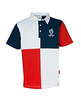 Rugby World Cup Harlequin Shirt