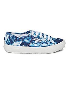 Superga 2750 Cotu Classic Lace Up Shoes Standard D Fit