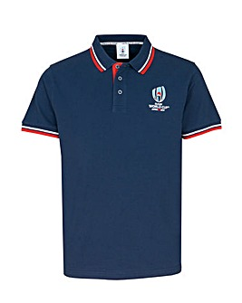 Rugby World Cup Pique Classic Polo