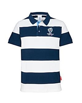 Rugby World Cup Stripe Polo