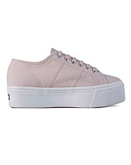 Superga 2790 Linea Platform Shoes Standard D Fit