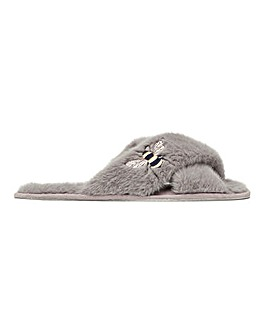 Joules Honey Slippers D Fit