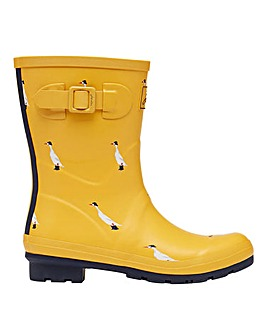 Joules Molly Duck Wellies D Fit