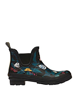 Joules Wellibob Butterfly Wellies D Fit