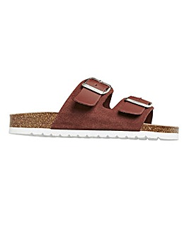 Vero Moda Carla Leather Sandals D Fit