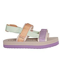 Vero Moda Lia Sandals Wide Fit