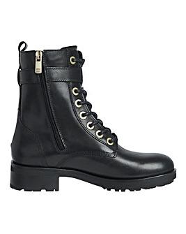 Tommy Hilfiger Essentials Biker Boots Standard D Fit