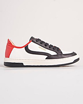 Superdry Basket Lux Low Trainers D Fit